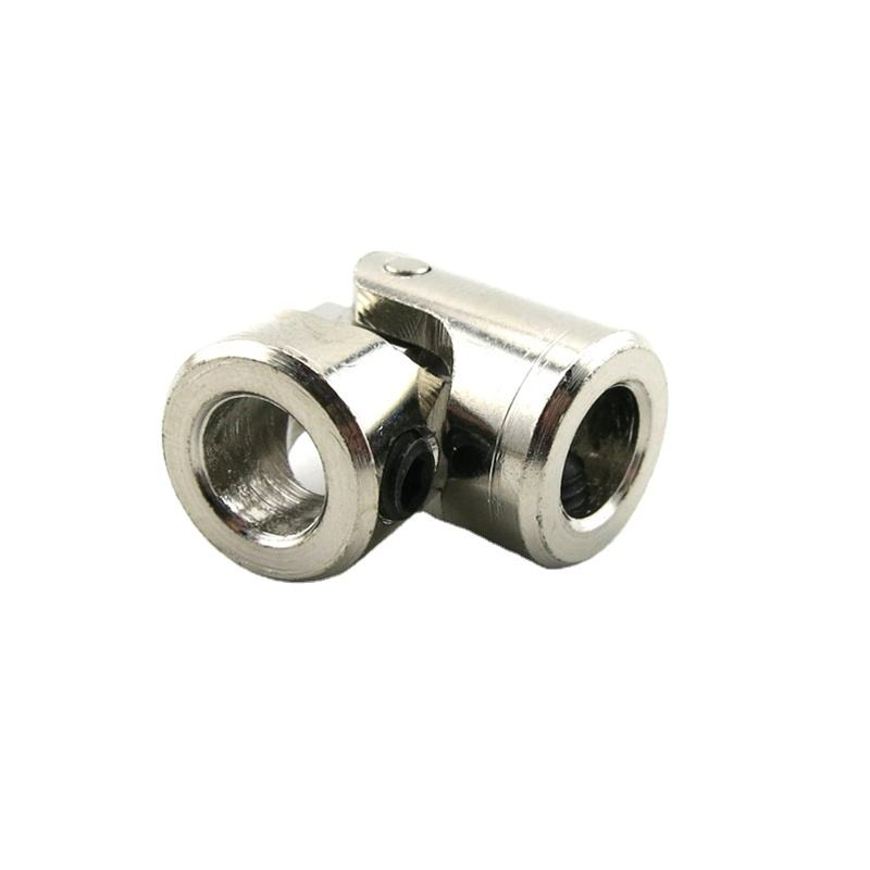 2mm 2.3mm 3mm 3.17mm 4mm 5mm 6mm 8mm 10mm RC Car Boat Model miniature Universal Cardan Couplings Joint Steel Shaft Connector