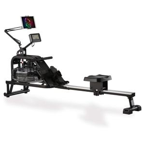 fitness club electric commercial foldable resistance rowing machine