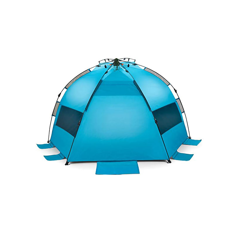 Wholesale uv protection high quality single or double Portable outdoor pop up beach tent sun shelter