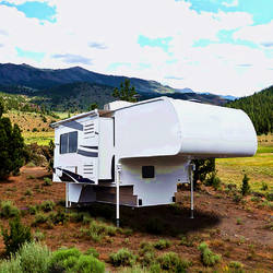 Cabover camper slide in truck campers for sale