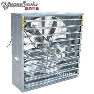 Large Airflow push-pull centrifugal exhaust fan for greenhouse/workshop/poultry house/poultry farm