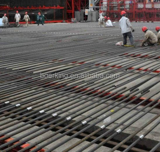 ASTM A615 BS4449 B500b Deformed Carbon Steel Rebars/ grade 40 reinforced concrete tmt bars