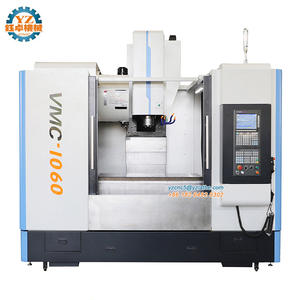 VMC1060 CNC Milling Machine CNC Vertical Machining Center