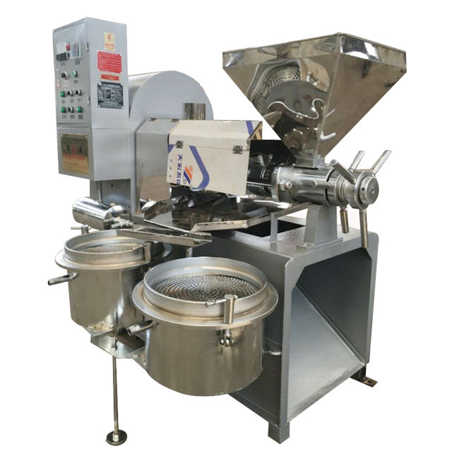 Laxseed Virgin Coconut Avocado Olive Sesame Seed Oil Milling Press Processing Machine