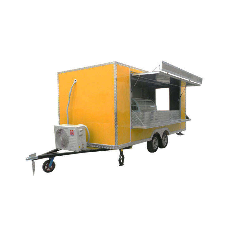 Orange saft steht shop obst saft kiosk street food vending carts