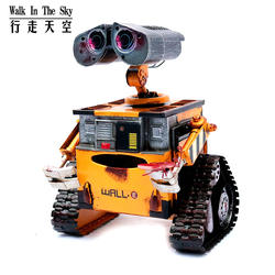Wall-E Model   Container Tissue Box Plastic Box For Napkin Plastic Napkin Container