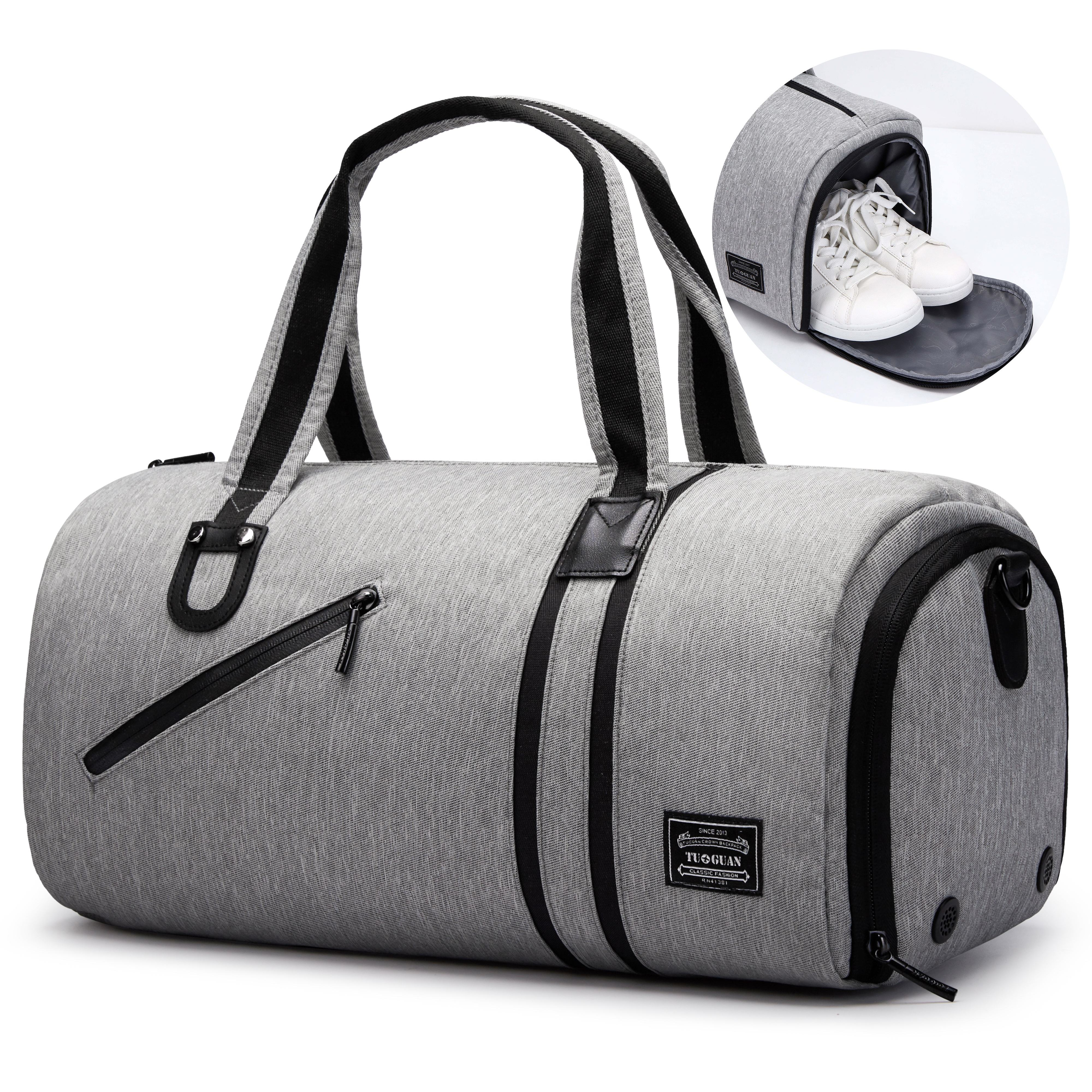 Wholesale best small sports bag custom logo gym bag