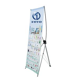 Guangzhou factory Normal X banner stand x display stand promotional events x banner