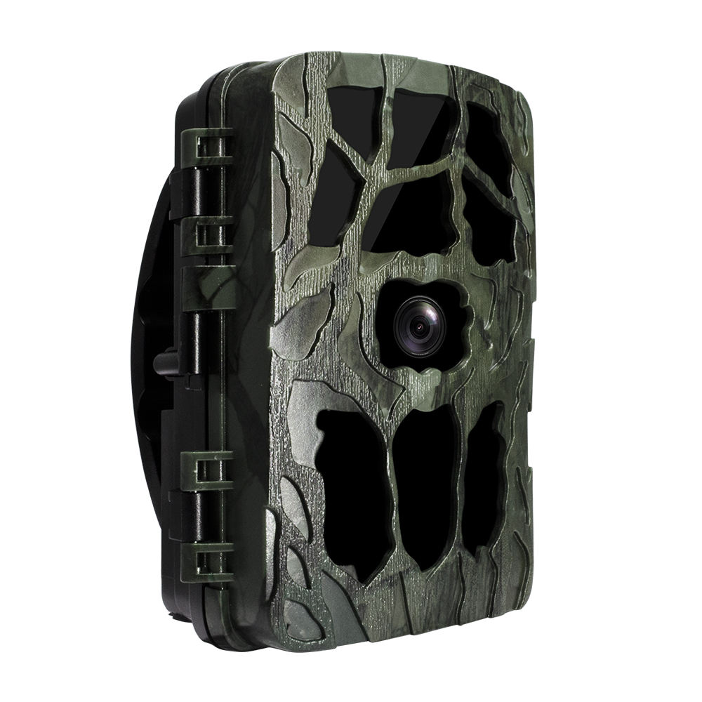 20MP 4k resolution wild game trail camera with 0.2s triggering 512GB memory