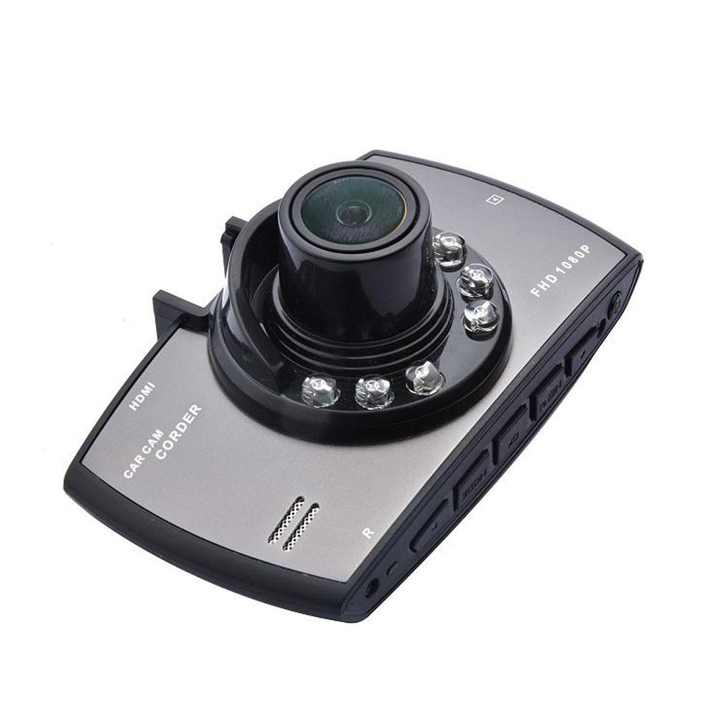 G30 car dvr camera dash cam 3.7 inch dashcam 1080P 170 degree wide angle night vision car dvr black box