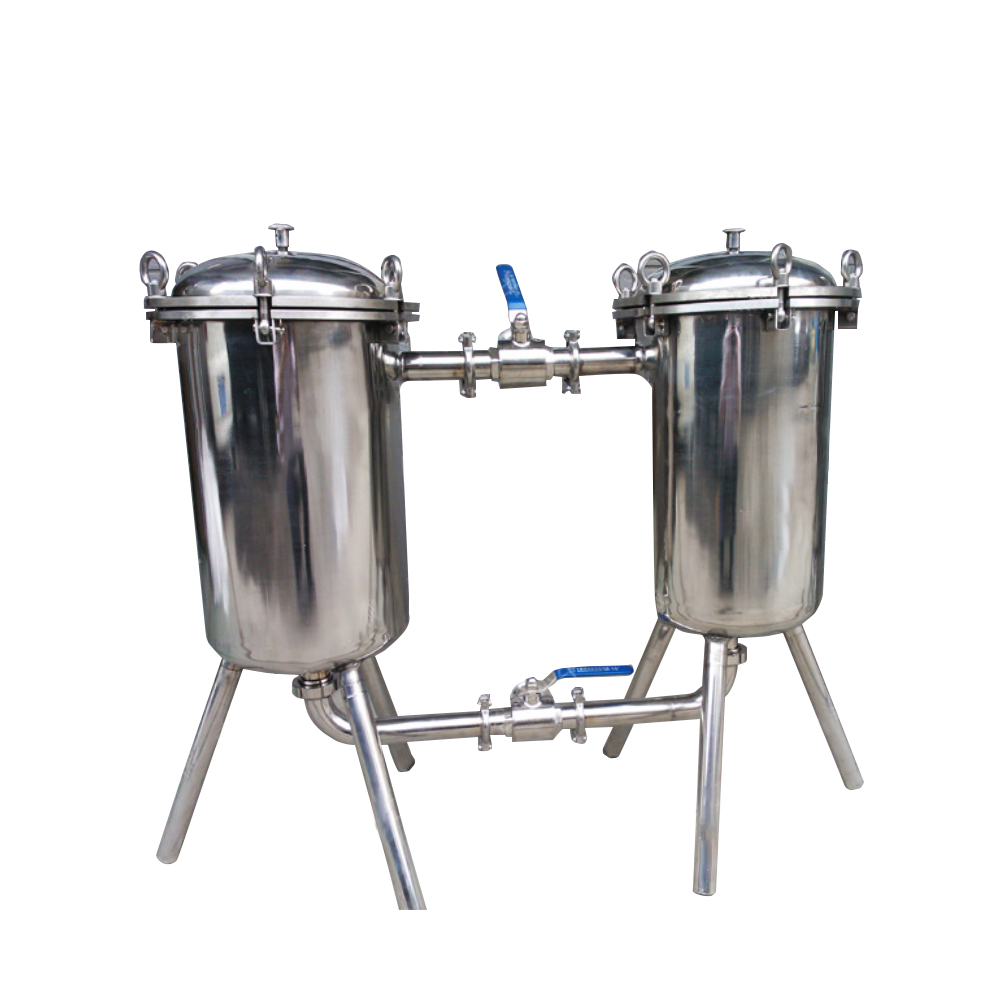 High efficiency multi jacketed bag filter for chemical pharmaceutical industry