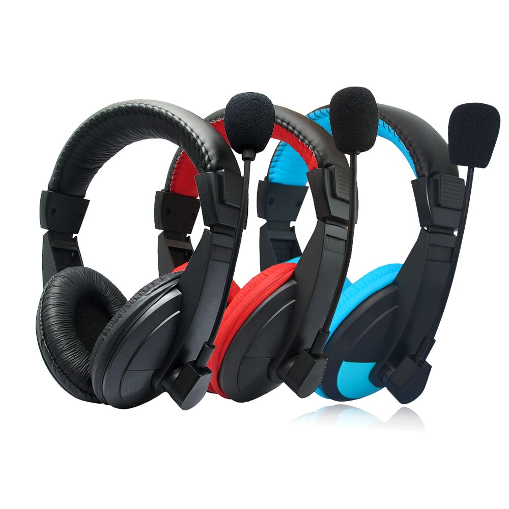 S-750 PC Gaming Headset, game earphones PC USB Stereo Colorful Lighting Gaming Headphone With Microphone for computer