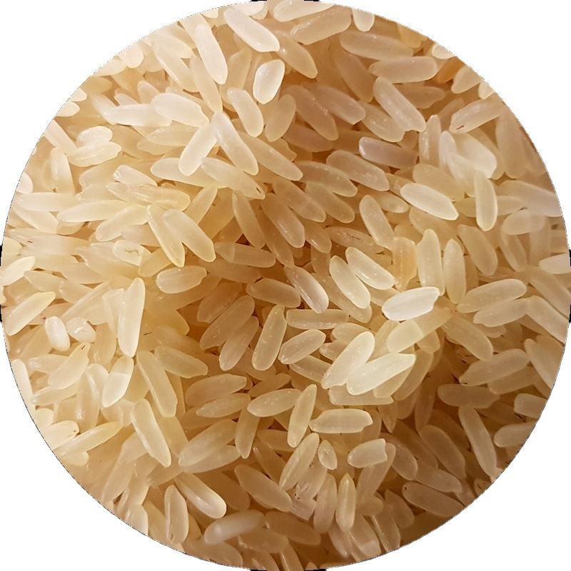 Premium Quality Indian Long Grain Parboiled IR 64 Organic Rice 5% Broken Available in 10/25/50kg Bags