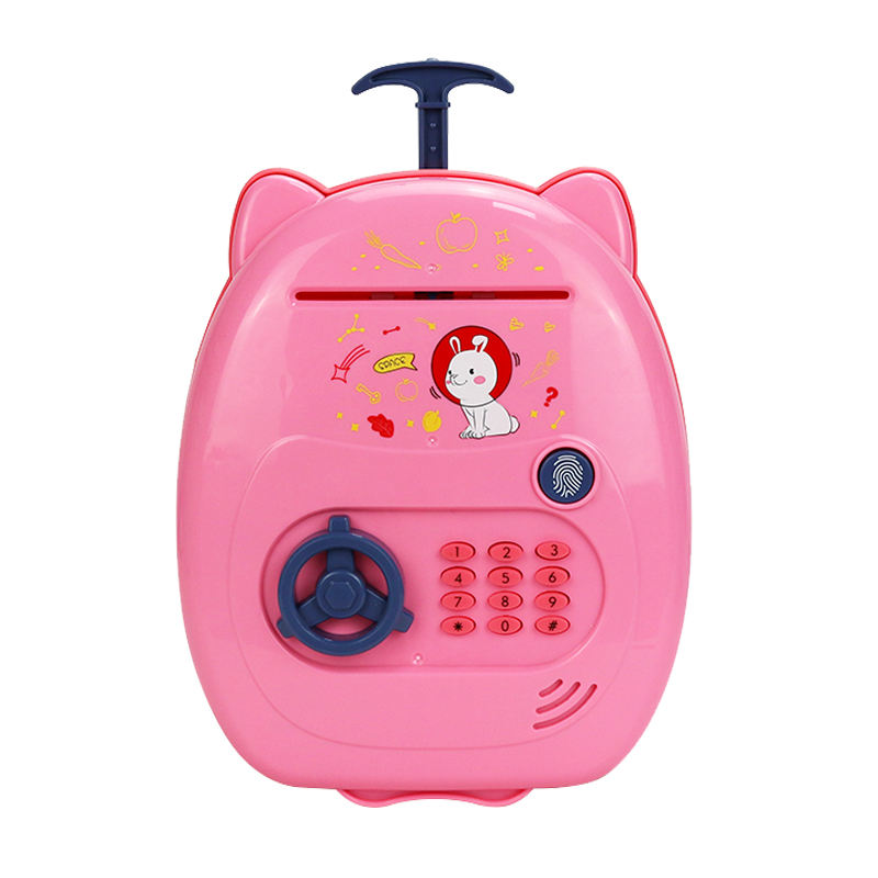 Children Saving Money Box Toys Kids Electronic ATM Bank Coin Electronic Bank Toys For Kids