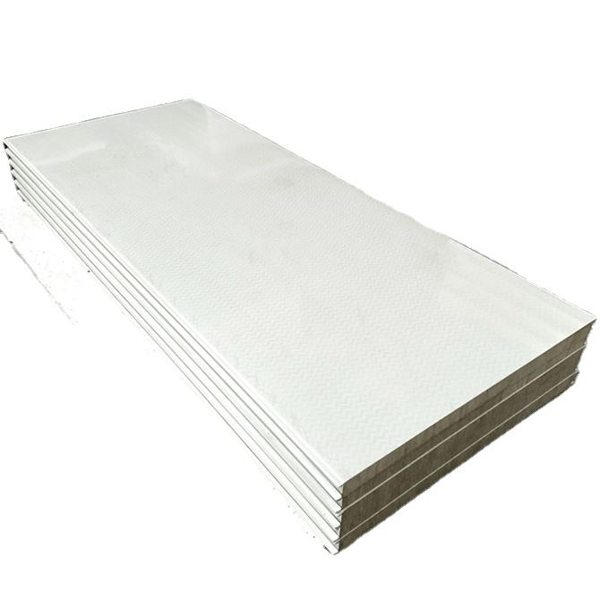 Free Spare Parts [ Roof Panel Steel ] Wall And Roof 950 960 Eps/pu Rock Wool Sandwich Panel Board Used For Steel House