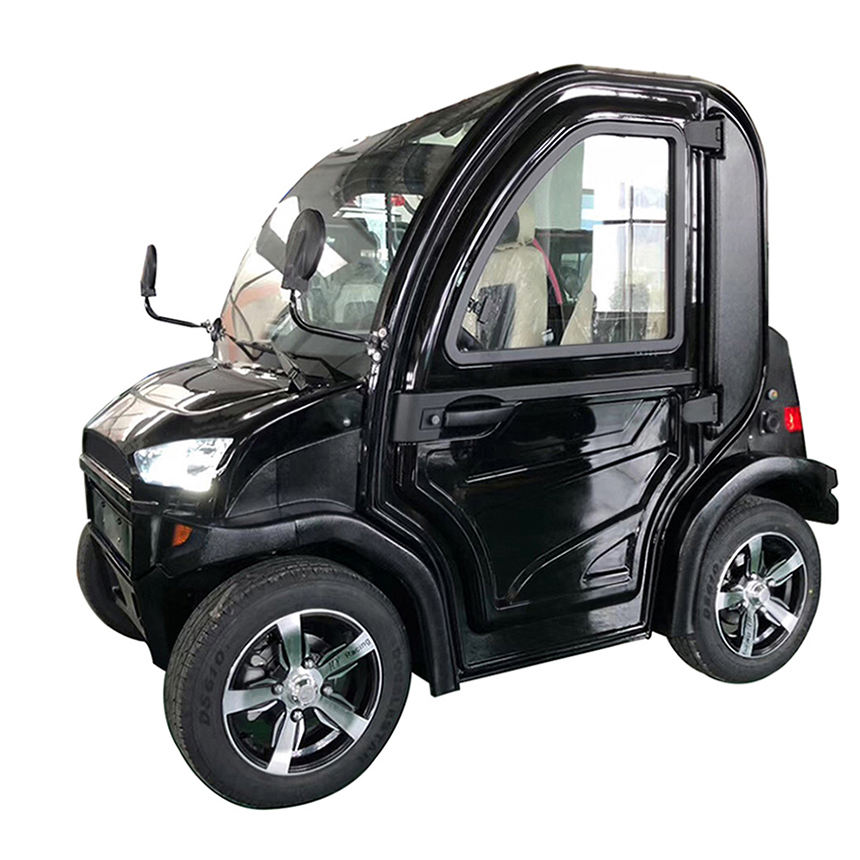 china adult 2 seater electric car 4 wheel for sale