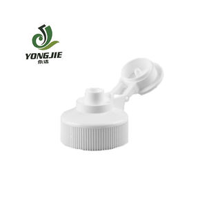 Factory supply 28/400 Flip deksel Plastic fles deksel Flip top cap
