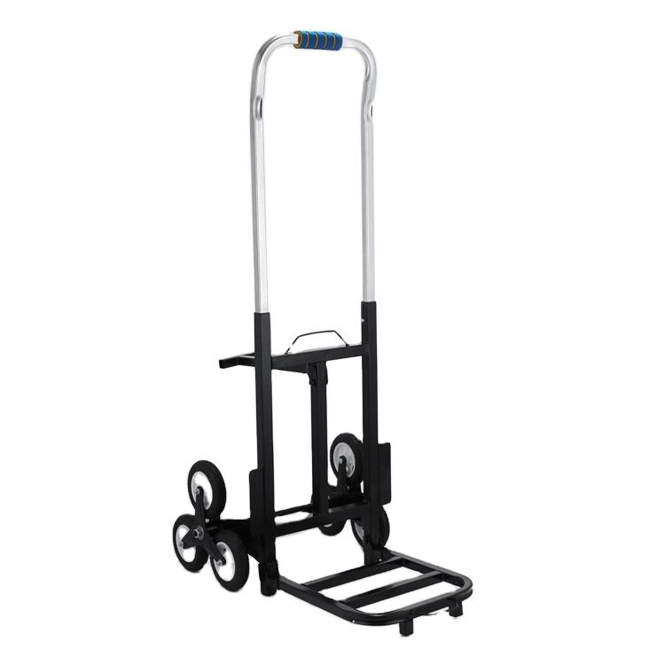 190 kg Étapes D'escalade Removalist Pliant Marchandises Transport <span class=keywords><strong>Chariot</strong></span> <span class=keywords><strong>Chariot</strong></span>