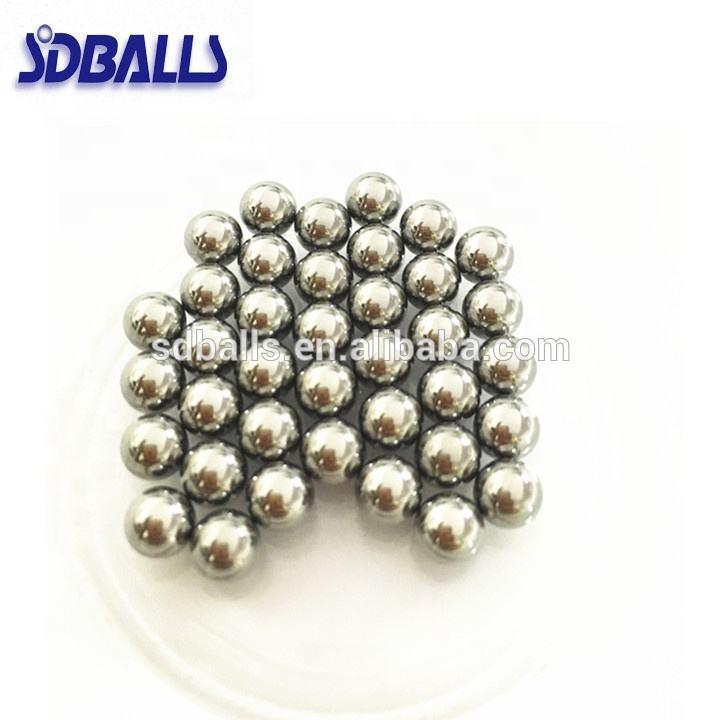 "Ten 2/"" Inch G25 Precision Chromium Chrome Steel Bearing Balls AISI 52100"