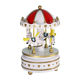Music Christmas Carousel Merry-Go-Round Music Box Christmas Birthday Gift Carousel Toddler Toys