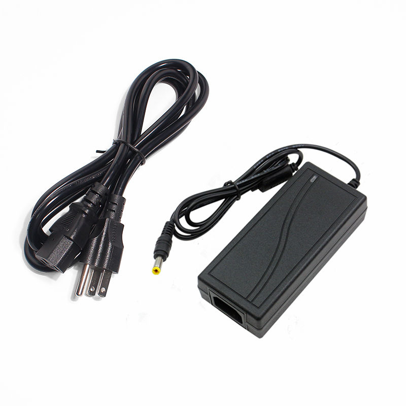 SMPS-60W-E005 Universal AC DC Desktop Power Adapter US Plug 5.5*2.1mm Switching Power Supply for CCTV Camera Adpater Charger