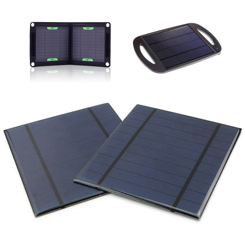 Waterproof epoxy solar panel 5V 6V 12V 18V 0.1w 0.5w 1w 2w 3w 5w mini solar cell for led light