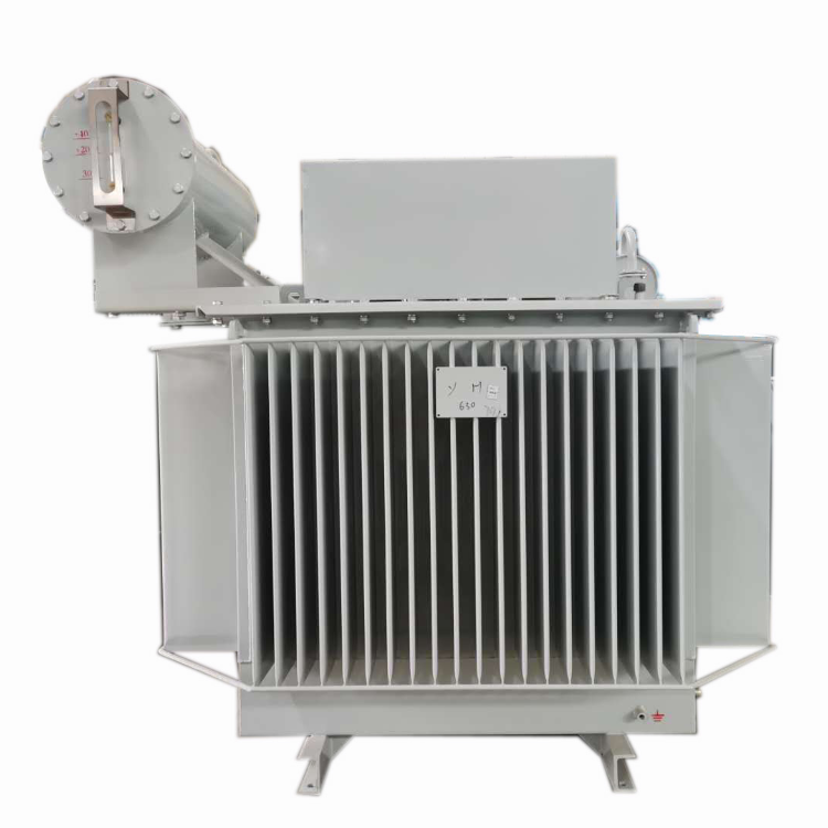 800 Kvar Oil immersed transformer for engineering construction S11 (M) - 800/ 0.4