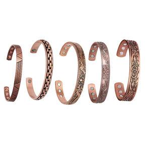 Finden Sie Hohe Qualität Magnetischen Kupfer Armband