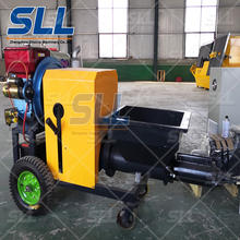 Sincola SLW180 automatic rendering machine for plastering walls price