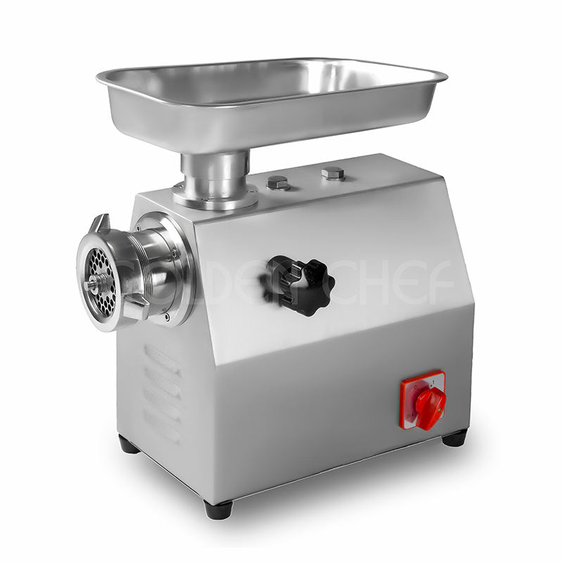 stainless steel semi-automatic meat grinder mincer electric meat grinder meat mincer