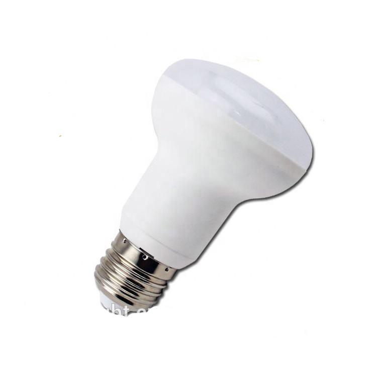 Энергосберегающие заводские прямые конкурентоспособные цены пластиковый корпус SMD E27 <span class=keywords><strong>R80</strong></span> светодиодные лампы 12W