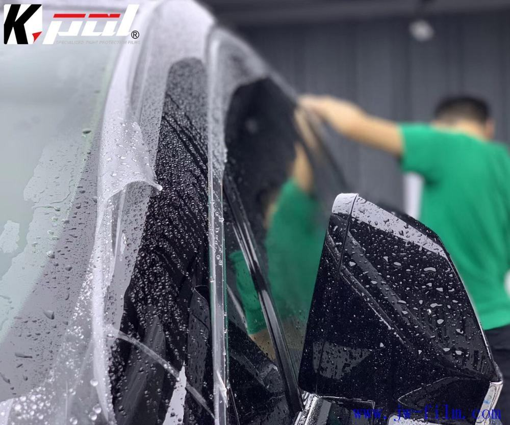KPAL OEM service factory directly film paint protection sticker Anti Scratch clear transparence film