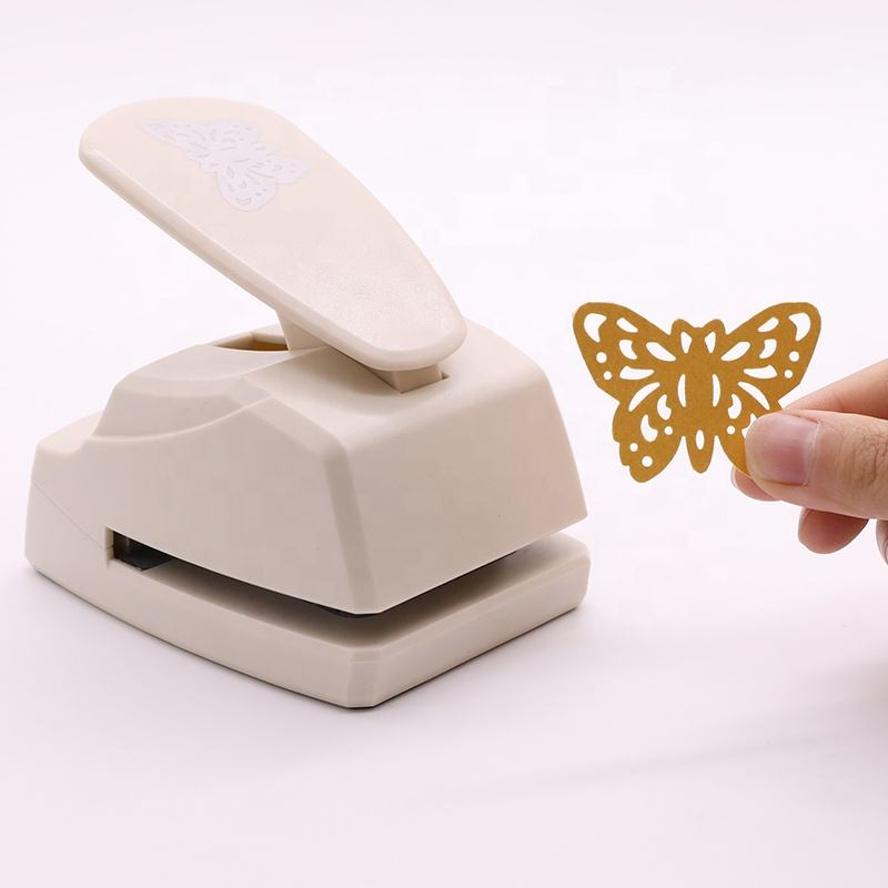 Butterfly classic pattern paper craft punch for DIY scrapbooking decoration