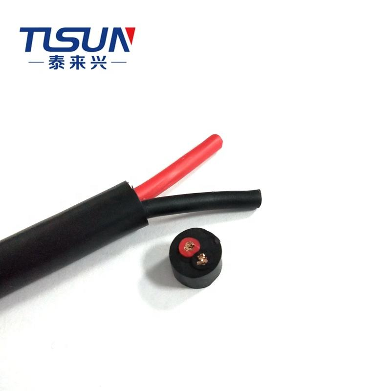 300V 105C 2 * 18AWG SJTW Power Cable Waterproof Cable