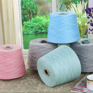 TC 65/35 70/30 CVC 60/40 Polyester Cotton Blended Yarn Section Dyed Fancy Yarn for Sport Shirt, Sock, Knitting Fabric