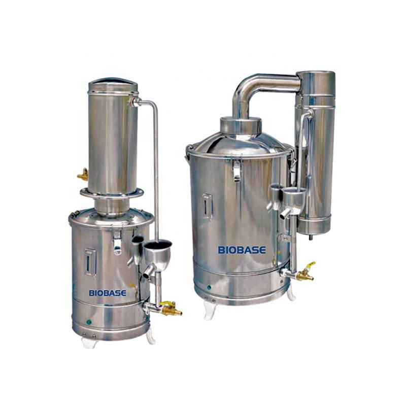 BIOBASE laboratory portable double distillation water treatment machine Water Distiller WD-A5 WD-A10