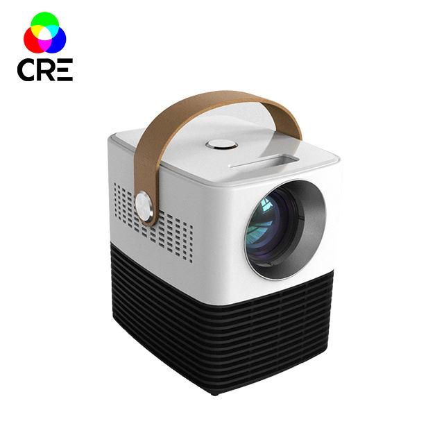 2020 Amazon hot selling mini portable projector Christmas birthday gift for children kids friends family