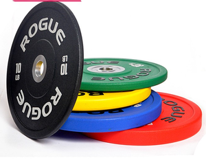 Hot sales wholesale rubber bumper plates weight bumper plates