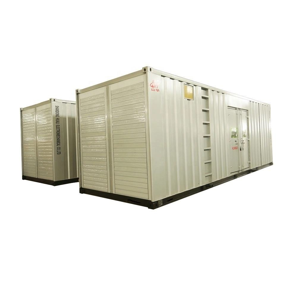 20' Container 1250kVA With YUCHAI Engine Diesel Generator For Sale