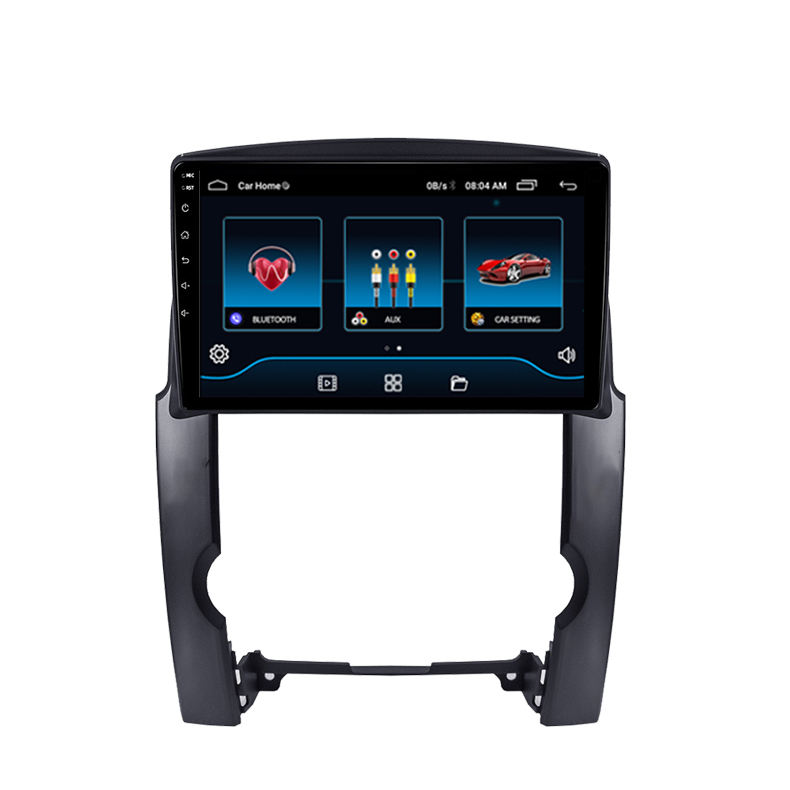Touch Screen Radio GPS Navigation With Wifi For KIA SORENTO 2008-<span class=keywords><strong>2012</strong></span> 9 Inch Android Car Stereo Radio DVD Player