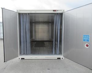 New 20ft 40ft 40hq Reefer container/ refrigerated Frozen container for sale