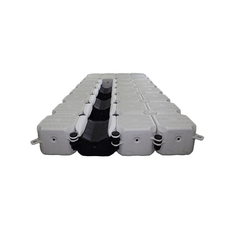 Factory Direct Supply Good Quality OEM HDPE Floating Dock Modular Plastic Boat Pontoons