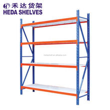 Medium Duty Metal Shelf For Logistics Warehouse Equipment