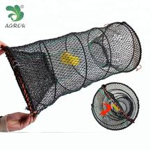 HDPE Commercial Spring Fishing Trap Lobster Fishing Cage