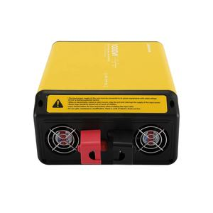 2019 Amazon Hot Selling 1000 watt 12v 24v dc to 110v 220v 230v ac 1000w solar car power inverter