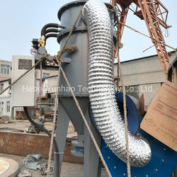 Pulse Jet Bag Filter Pulse Injection Type Dust Collectors