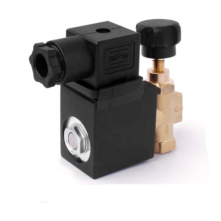 DC/DL Series High temperature Steam Industrial Iron Solenoid Valve