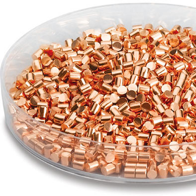 99.9999% 6N Copper for medical equipment