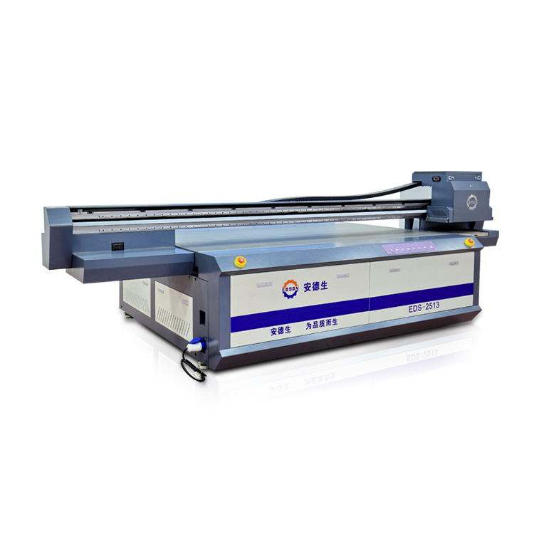 Large Format Glass Wood Acrylic Metal Digital Inkjet UV Printer Machine Available For All Kinds Flatbed Type Material Printing