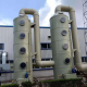 air adsorption equipment dop purifier waste gas treatment disposer chemicals machinery spray tower industrial gas disposal